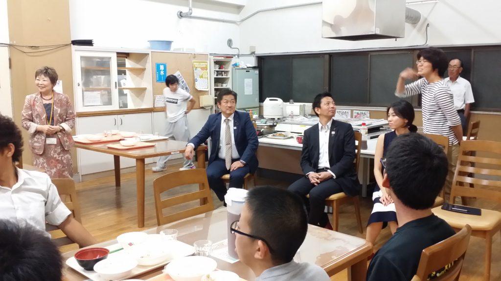 『東京愛育苑 金町学園』を視察してきました。