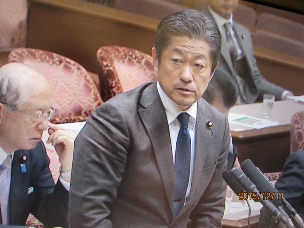 【東日本大震災復興及び原子力問題特別委員会】高木復興相の原発再稼働推進の姿勢をただす